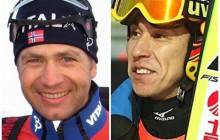 Sportowi weterani - co łączy Kasai z Bjoerndalenem?
