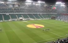 Liga Europejska: Waleczna Legia o dwa gole słabsza od Napoli