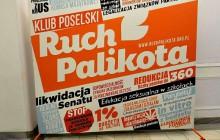 Twój Ruch nie wystartuje w wyborach we Wrocławiu. Powód? Brakuje kandydatów