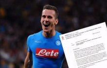 Milik i Zieliński nie przyjadą na Euro. Włoski klub blokuje ich wyjazd powołując się na regulamin FIFA!