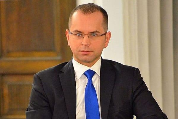 Michał Szczerba z PO zamieścił tweet o...