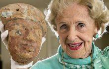 95-letnia staruszka na celowniku służb. Okradała starożytne grobowce?