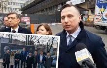 Krzysztof Czabański zarzuca Platformie Obywatelskiej kłamstwo.