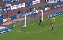 Kolejny świetny mecz Arka Milika. Po jego golu kibic Napoli... popłakał się [WIDEO]