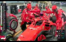 Kierowca Formuły 1 potrącił mechanika. Dramatyczne nagranie! [WIDEO]